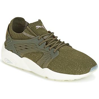 Skor Herr Sneakers Puma BLAZE CAGE EVOKNIT Kaki