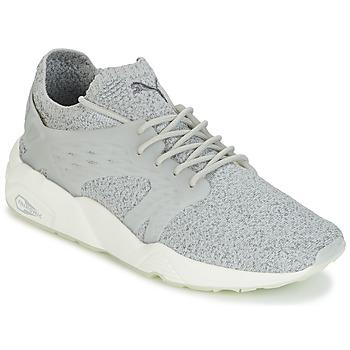 Skor Herr Sneakers Puma BLAZE CAGE EVOKNIT Grå