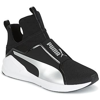 Skor Dam Höga sneakers Puma FIERCE core Svart
