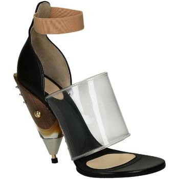 Skor Dam Sandaler Givenchy 535945 451748 nero