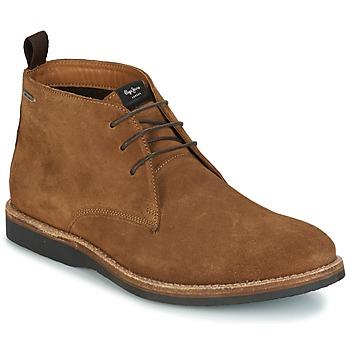 Skor Herr Boots Pepe jeans KENT CHUCCA Brun