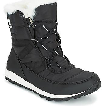 Skor Dam Boots Sorel WHITNEY SHORT LACE Svart