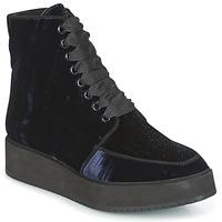 Skor Dam Boots Castaner FORTALEZA Blå