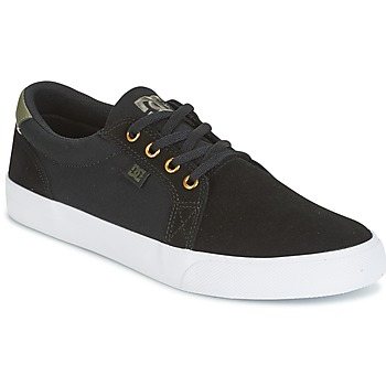 Skor Herr Sneakers DC Shoes COUNCIL SD Svart / KAKI