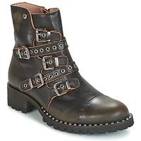 Skor Dam Boots Dkode UMBRIA-BLACK-001 Svart