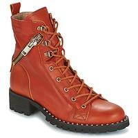 Skor Dam Boots Dkode UDELE-OCRE-008 Okrafärgad