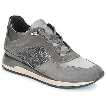 Skor Dam Sneakers Geox D SHAHIRA Grå