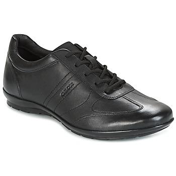 Skor Herr Sneakers Geox UOMO SYMBOL Svart