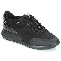 Skor Dam Sneakers Geox D OPHIRA Svart