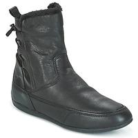 Skor Dam Boots Geox D NEW MOENA Svart