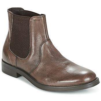 Skor Herr Boots Geox UOMO BLADE Brun
