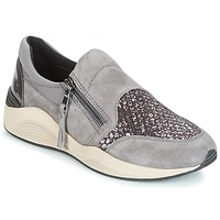 Skor Dam Sneakers Geox D OMAYA Grå
