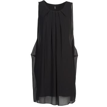 textil Dam Korta klänningar Naf Naf KLOLA Svart