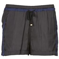 textil Dam Shorts / Bermudas Naf Naf KAOLOU Svart
