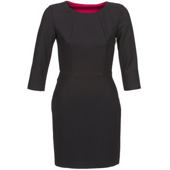 textil Dam Korta klänningar Naf Naf EPARCIE Svart