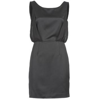 textil Dam Korta klänningar Naf Naf LYCOPINE Svart