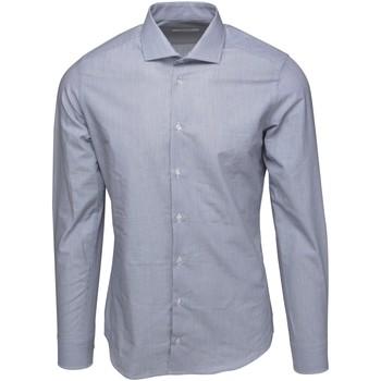 textil Herr Långärmade skjortor Bardvier Harvey Stripe Flerf_rgad