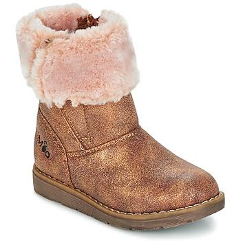 Skor Flick Boots Mod'8 ALTECIA Guldfärgad