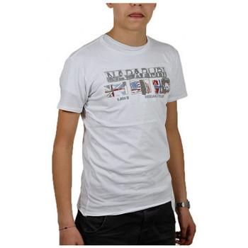 textil Barn T-shirts Napapijri