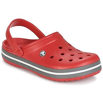 Skor Träskor Crocs CROCBAND Röd