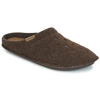 Skor Tofflor Crocs CLASSIC SLIPPER Brun