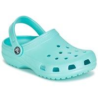 Skor Barn Träskor Crocs CLASSIC CLOG KIDS Blå