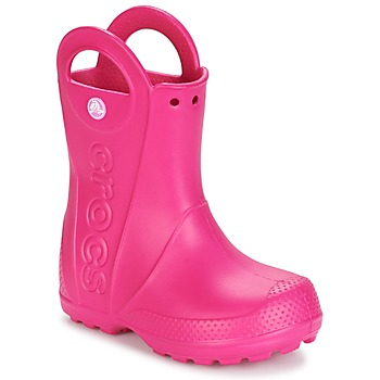 Skor Flick Gummistövlar Crocs HANDLE IT RAIN BOOT Rosa
