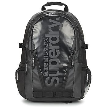 Väskor Ryggsäckar Superdry MONO TARP BP Svart