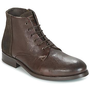 Skor Herr Boots Kost MODER Brun