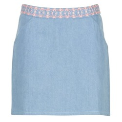 textil Dam kjolar Yurban  Blå
