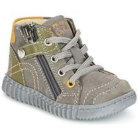 Skor Pojk Boots Primigi PSM 8028 Grå