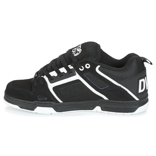 COMANCHE  DVS  sneakers    svart / vit