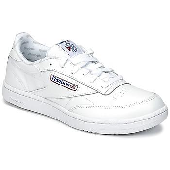 Skor Barn Sneakers Reebok Classic CLUB C Vit