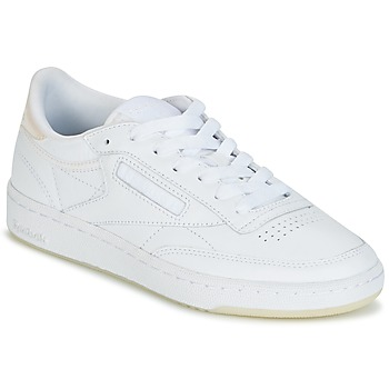 Skor Dam Sneakers Reebok Classic CLUB C 85 L THR Vit