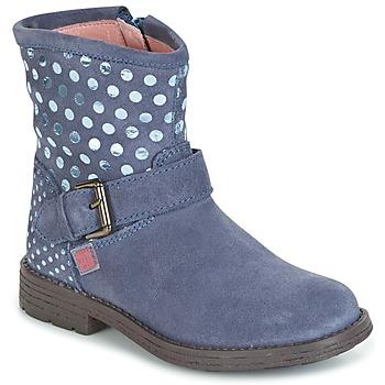 Skor Flickor Boots Agatha Ruiz de la Prada VAGABUNDA AGATHA Blå