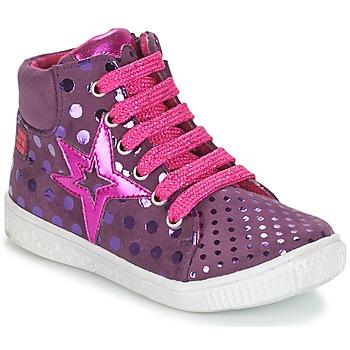 Skor Flick Höga sneakers Agatha Ruiz de la Prada FLOW Violett