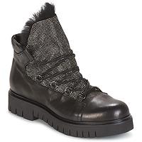 Skor Dam Boots Now BIANCO Svart