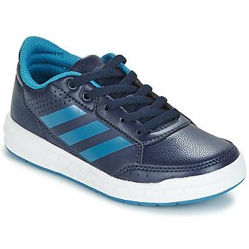 Skor Pojk Sneakers adidas Performance ALTASPORT K Marin