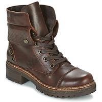 Skor Dam Boots Coolway HAMMER Brun