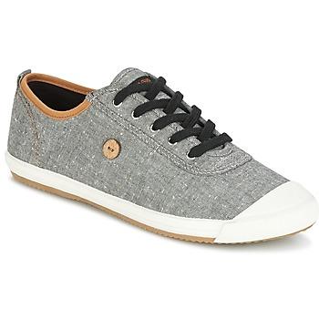 Skor Herr Sneakers Faguo OAK01 Grå