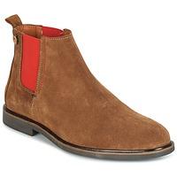 Skor Herr Boots Faguo CORK02 Brun