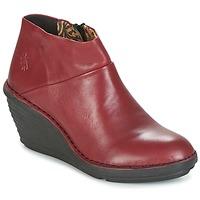 Skor Dam Boots Fly London SIPI 671 Röd