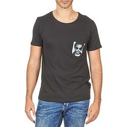 textil Herr T-shirts Eleven Paris LENNYPOCK Vit