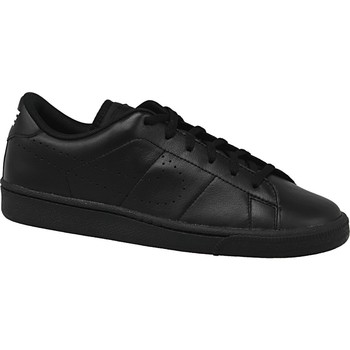 Skor Barn Sneakers Nike Tennis Classic Prm Gs 834123-001 Black