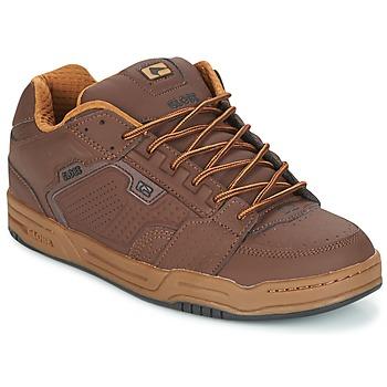 Skor Herr Sneakers Globe SCRIBE Brun