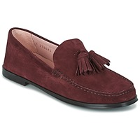 Skor Dam Loafers Pretty Ballerinas CROSTINA RIOJA Bordeaux