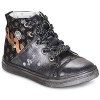 Skor Flick Boots Catimini ROUSSEROLLE Grå / Silver