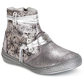 Skor Flick Boots GBB REVA Silver
