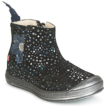 Skor Flickor Boots GBB ROMANE Svart