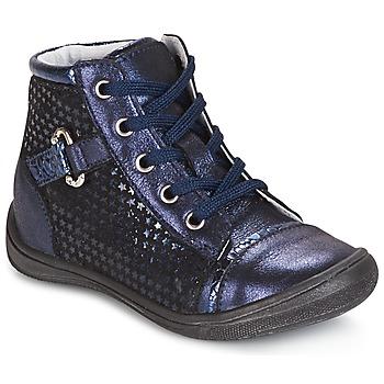 Skor Flickor Höga sneakers GBB ROMIE Marin